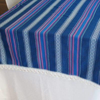 nappe motif ethnique Caramelle