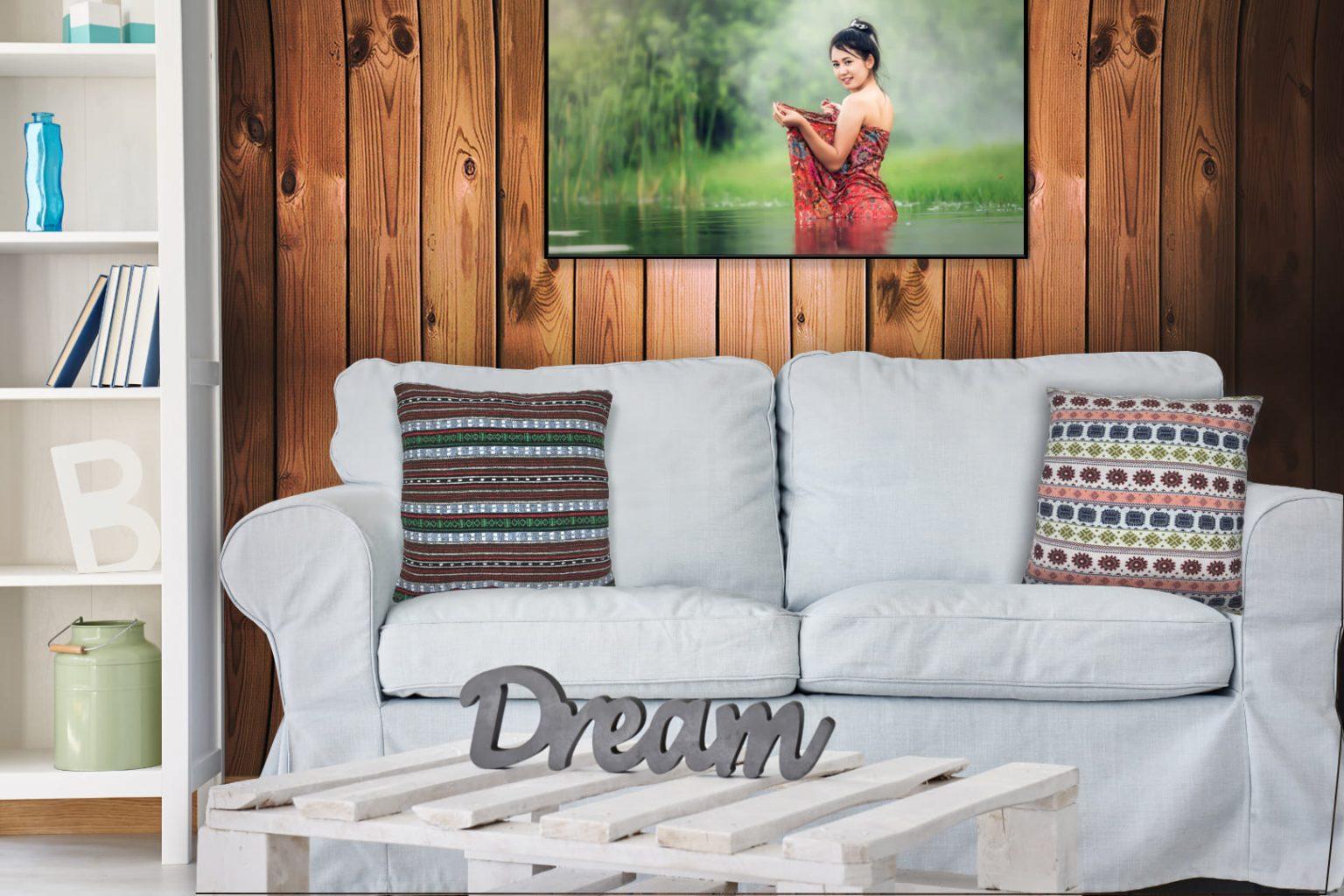 boutique décoration ethnique - housse de coussin - moncaramelle